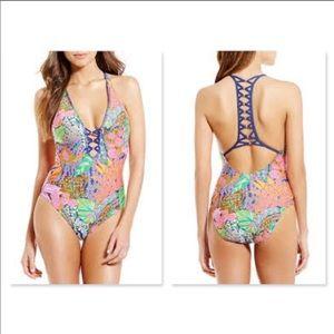 Trina Turk bathing suit